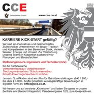 Jobs bei CCE